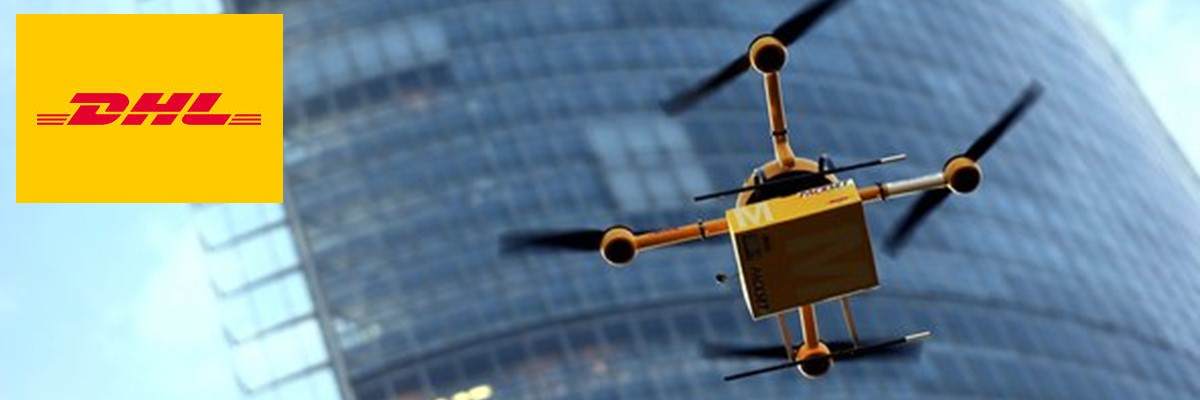 Noticia Arbentia Drones DHL Logistica