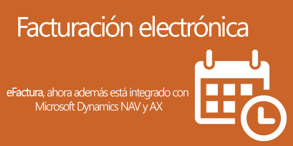 Webminar efactura Dynamics NAV Navision ARBENTIA facturae demo