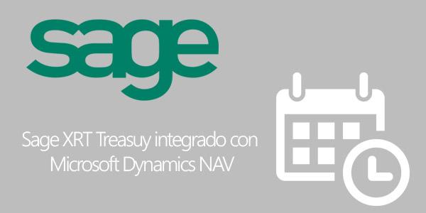 Webminar Sage tesorería NAV Navision ARBENTIA demo