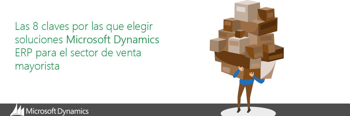Microsoft Dynamics ERP para el sector de distribución mayorista Arbentia