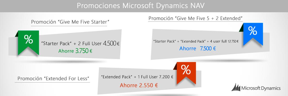 Give me Five Microsoft Dynamics NAV 2015