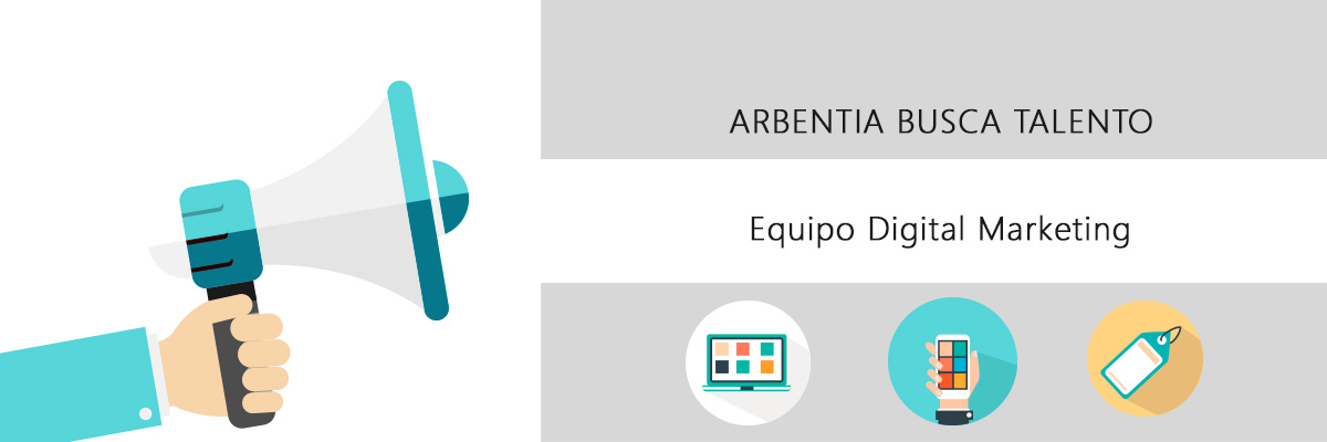 Empleo Marketing Digital Madrid ARBENTIA Gold Partner Microsoft Dynamics