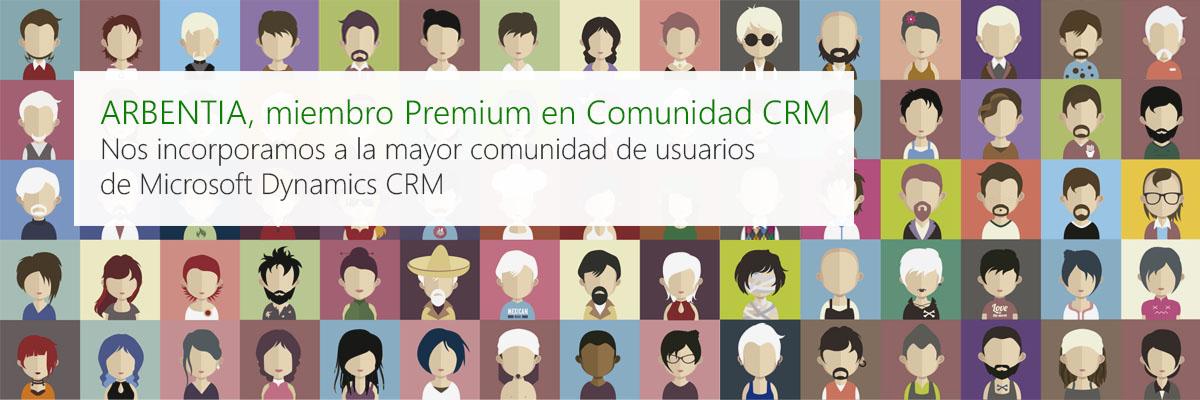 usuarios de Microsoft Dynamics CRM