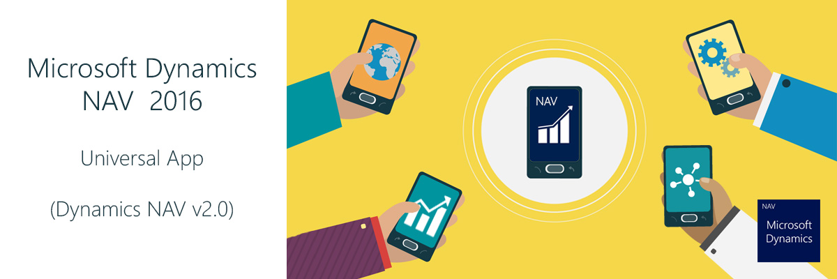 Microsoft Dynamics NAV 2016 App