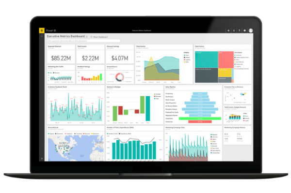 ARBENTIA Gold Partner | ARBENTIA Gold Partner | Microsoft Power BI inteligencia de negocio