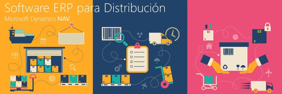 Software ERP Para Distribución y Comercio Microsoft Dynamics NAV ARBENTIA