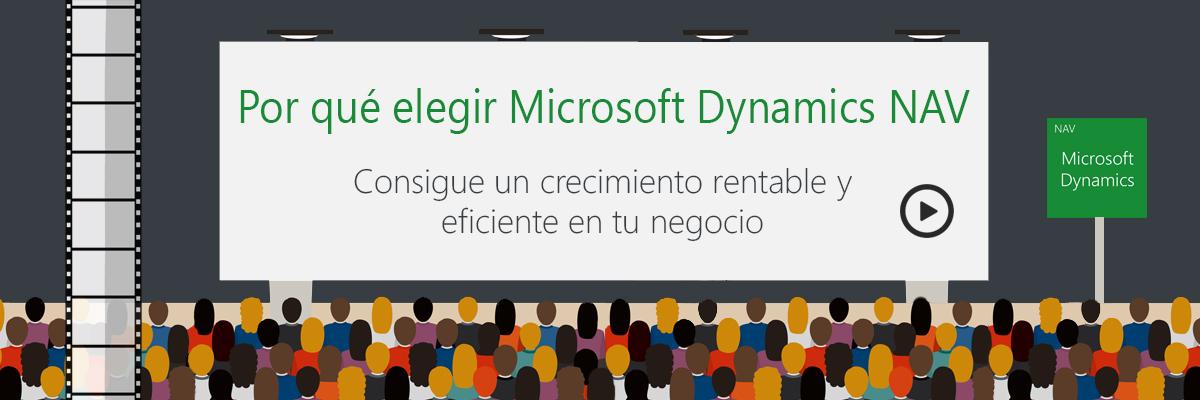 ARBENTIA Partner Navision - Por que elegir Microsoft Dynamics NAV
