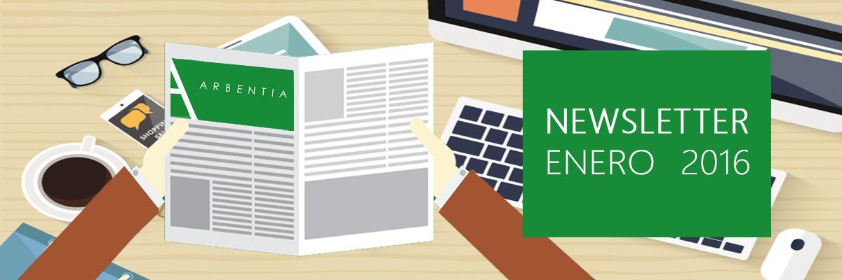 ARBENTIA Newsletter Noticias Microsoft Dynamics Enero