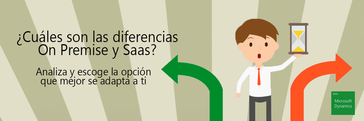ARBENTIA Gold Partner Microsoft Dynamics | Diferencias On Premise y Saas