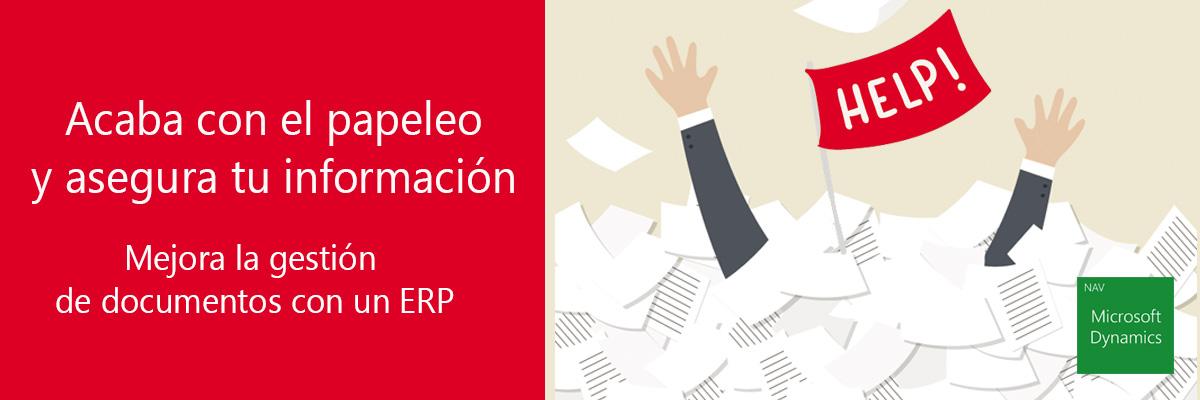 ARBENTIA Gold Partner Microsoft Dynamics - Mejorar la gestion de documentos con un ERP