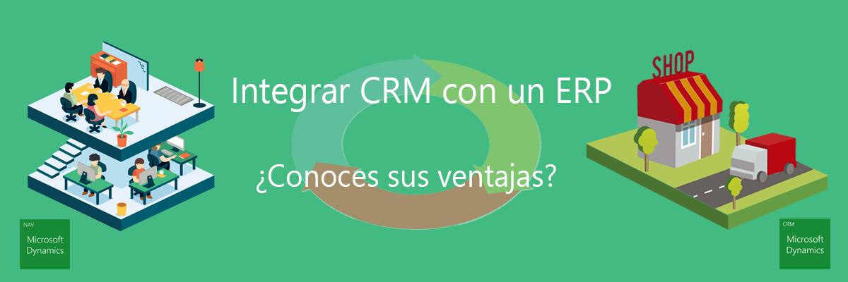 ARBENTIA Gold Partner | Cuáles son las ventajas de integrar CRM con un ERP