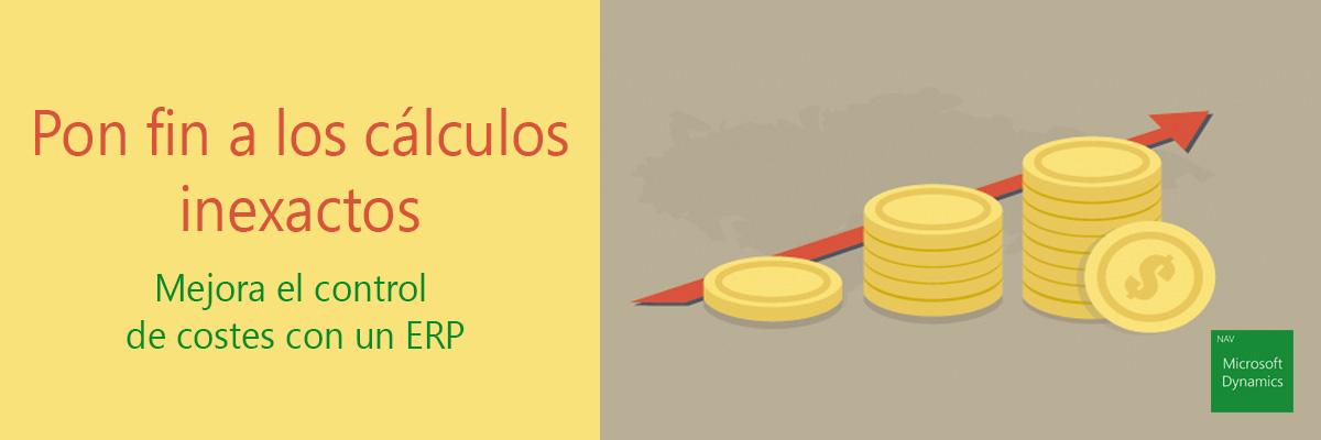 ARBENTIA Gold Partner | Mejorar el control de costes con un ERP