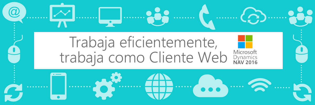 ARBENTIA Gold Partner | Cliente Web de Microsoft Dynamics NAV