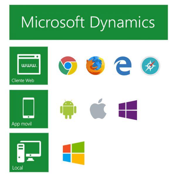 Movilidad Microsoft Dynamics