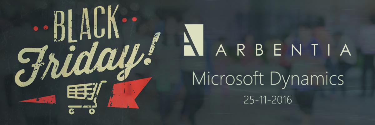 ARBENTIA   Black Friday para software de gestión