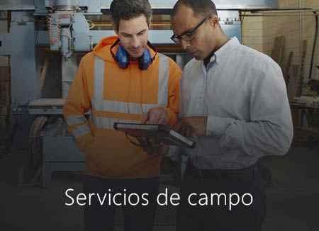 <b>Microsoft Dynamics 365 Field Services</b>