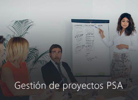 <b>Microsoft Dynamics 365 PSA</b>