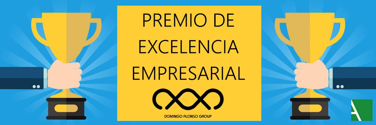 ARBENTIA y Domingo Alonso Group | Premio de excelencia empresarial