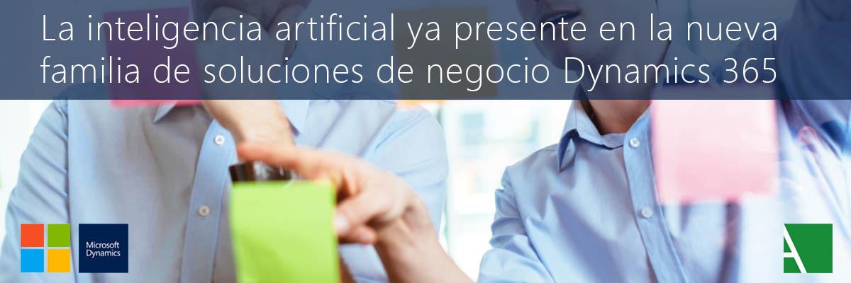 ARBENTIA | Soluciones de negocio Dynamics 365
