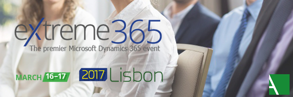 ARBENTIA vuelve al eXtreme365 | Microsoft Dynamics CRM y Intelligent Business Cloud