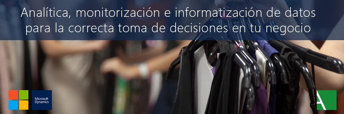 ARBENTIA | Microsoft Power BI para el sector moda