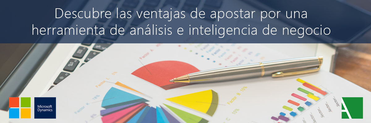 ARBENTIA | Microsoft Power BI| Herramienta de análisis e inteligencia de negocio