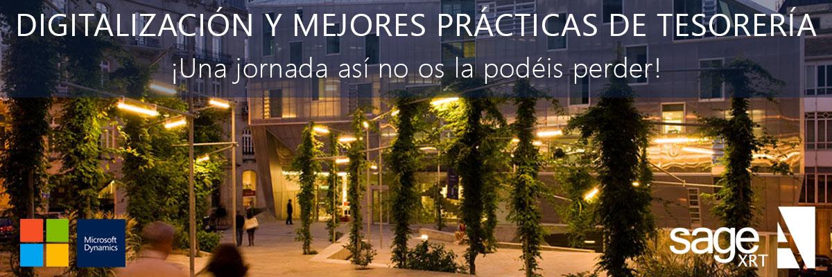 ARBENTIA | evento sage xrt en galicia