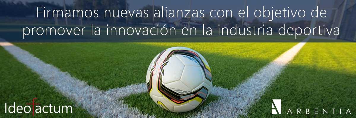 ARBENTIA | digitalización en la industria del deporte