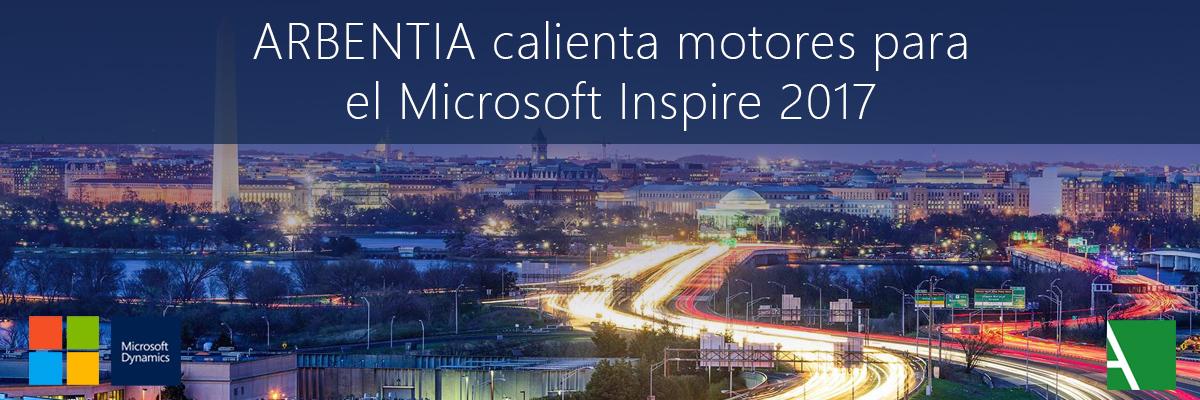 ARBENTIA | Microsoft Inspire 2017
