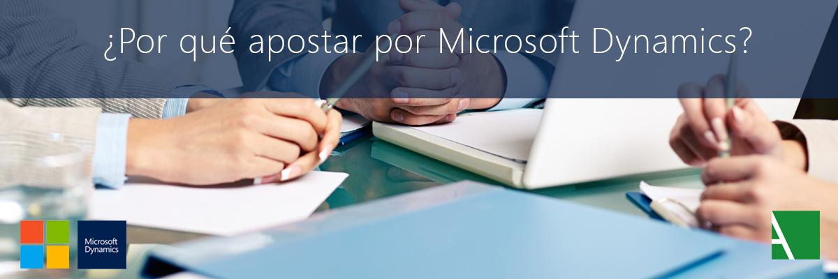 ARBENTIA | Por qué elegir Microsoft Dynamics sobre SAP