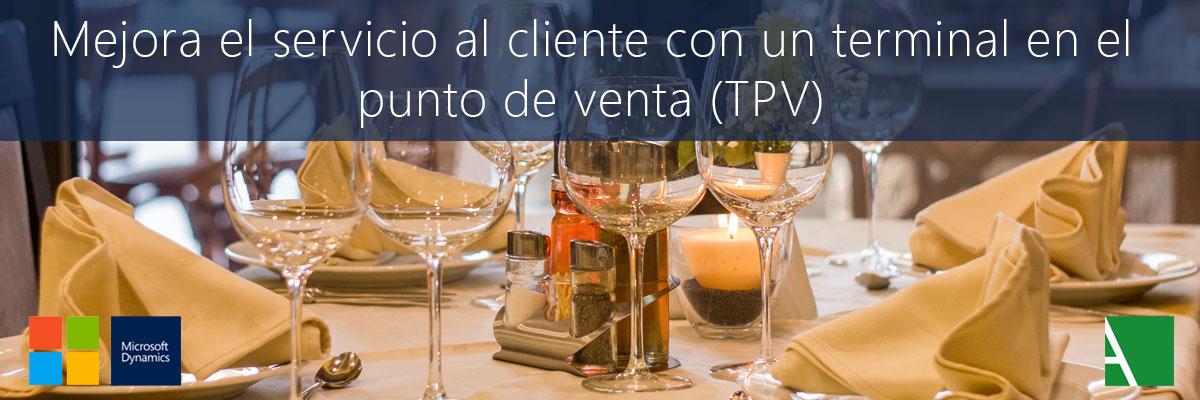 TPV para restaurantes