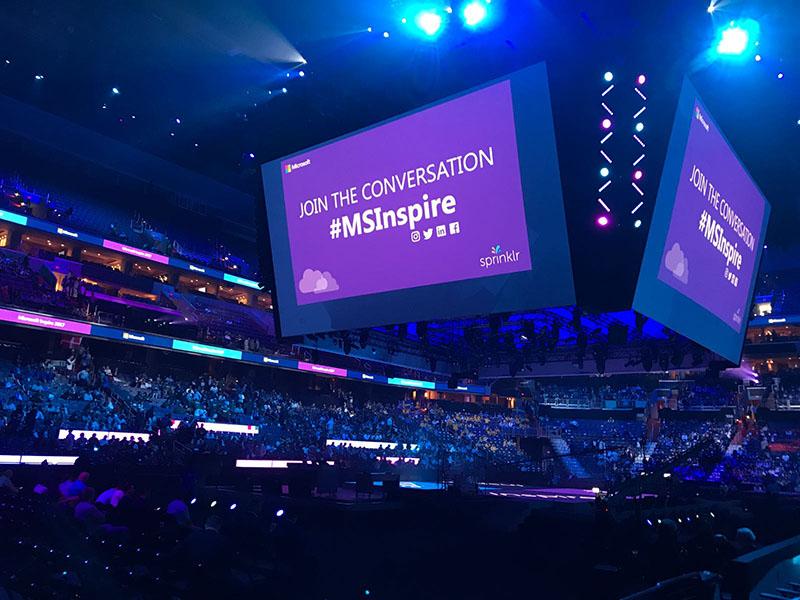 Day 1 Resumen Microsoft Inspire 2017