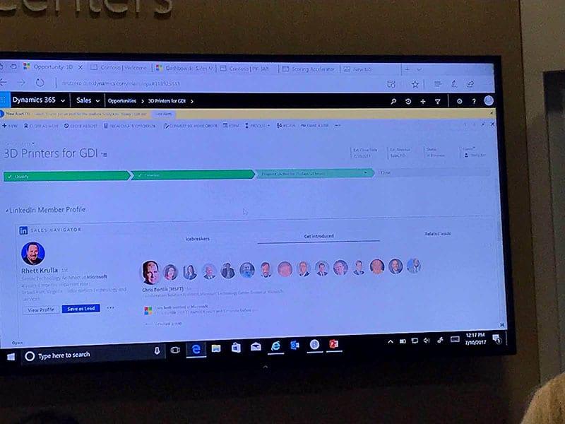 linkedin MD365 | Resumen Microsoft Inspire 2017
