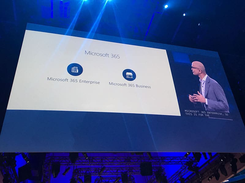 Microsoft 365 | Resumen Microsoft Inspire 2017