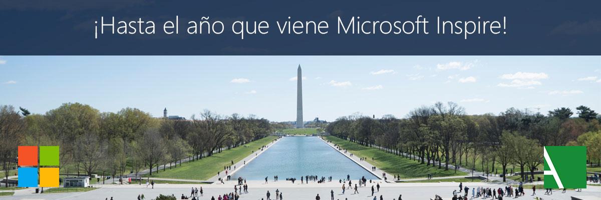 resumen microsoft inspire 2017