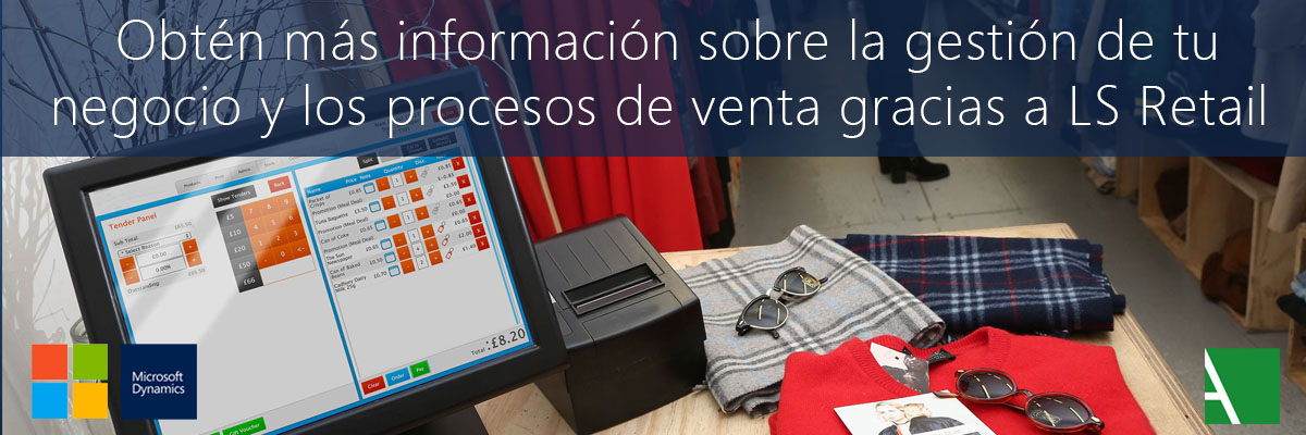 ARBENTIA | SOFTWARE POS EN EL SECTOR RETAIL