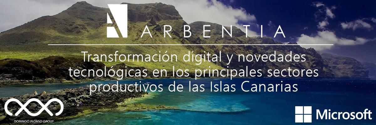 ARBENTIA | soluciones tecnológicas Microsoft Dynamics en las Islas Canarias