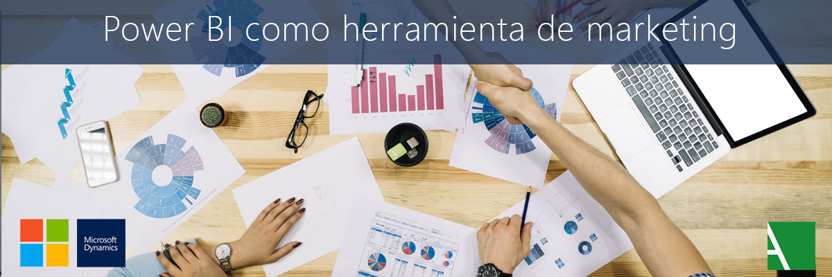 ARBENTIA | Power BI como herramienta de marketing