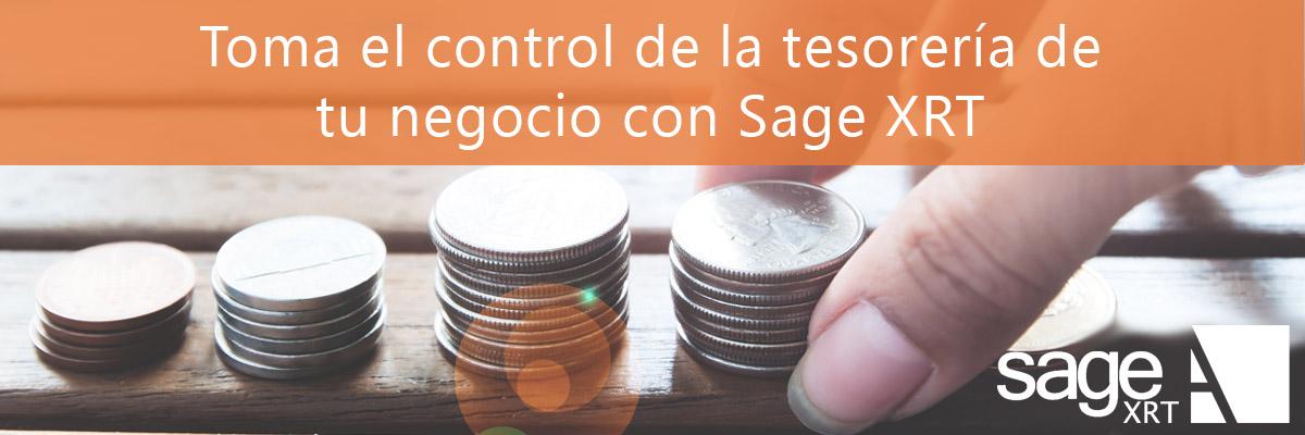ARBENTIA y Sage XRT | Software de gestión para tesorería