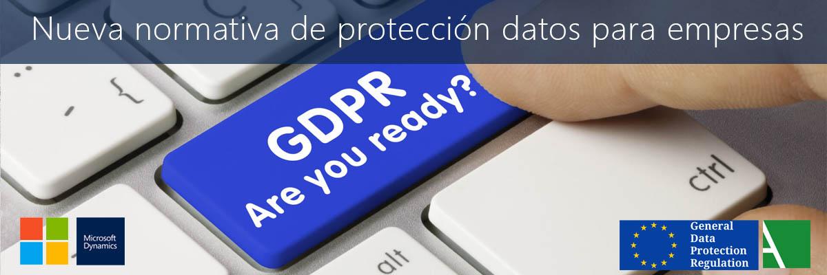 ARBENTIA | Nueva normativa de protección de datos para tu empresa
