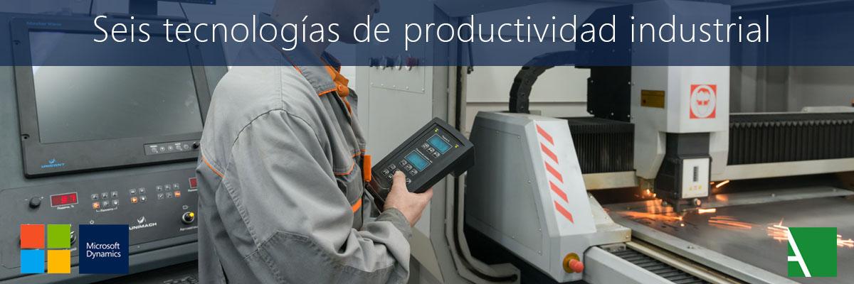 ARBENTIA | Tecnologías de productividad industrial para la Industria 4.0