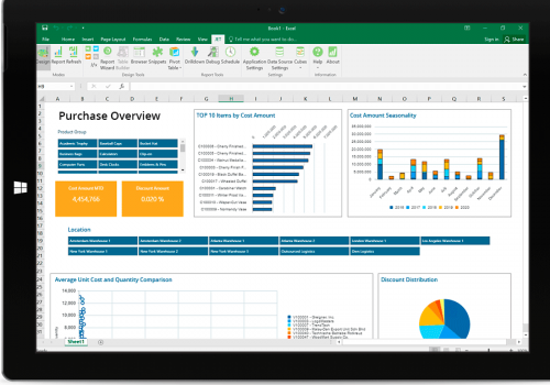 ARBENTIA | JetReports solución de reporting para Microsoft Dynamics 365 Business Central y Microsoft Power BI