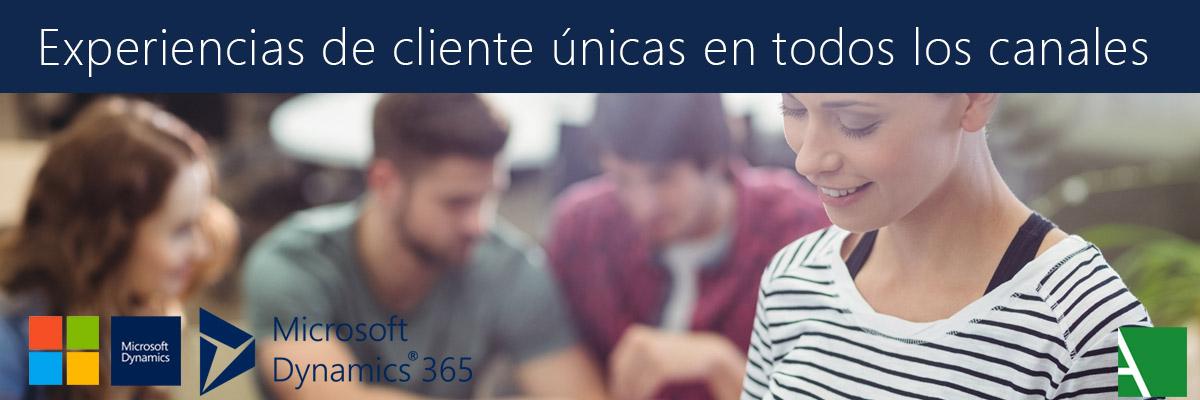 ARBENTIA | comercio unificado con Microsoft Dynamics 365