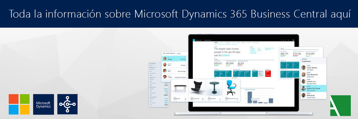 ARBENTIA | Qué es Microsoft Dynamics 365 Business Central