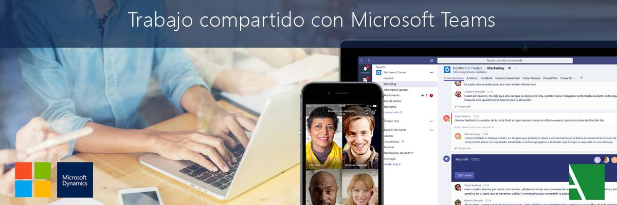 ARBENTIA | Microsoft Teams Comunicaciones Inteligentes en Office 365