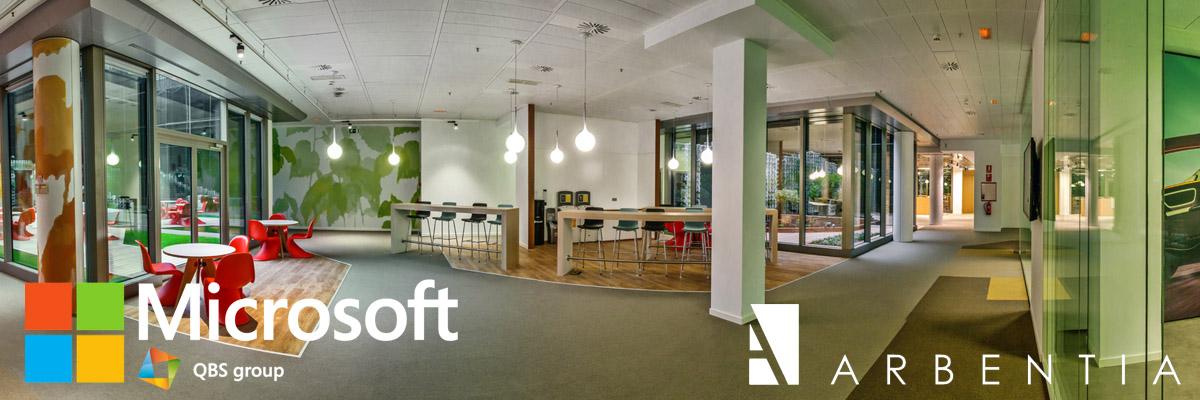 ARBENTIA Caso de éxito Microsoft Dynamics 365