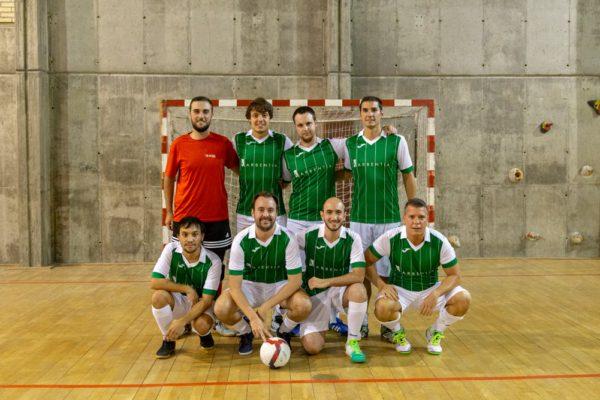 ARBENTIA | Equipo fútbol | Reto Solidario ARBENTIA