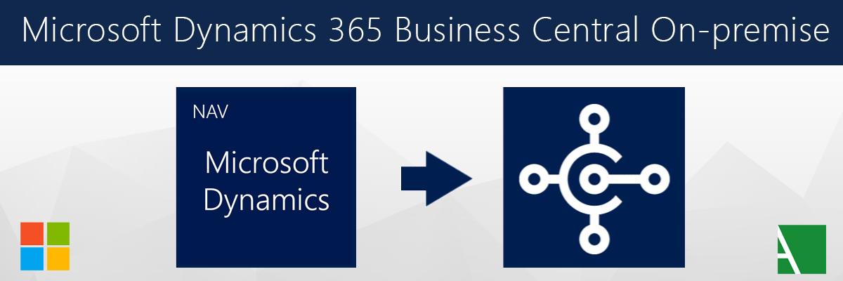 ARBENTIA | Lanzamiento Microsoft Dynamics 365 Business Central On-premise