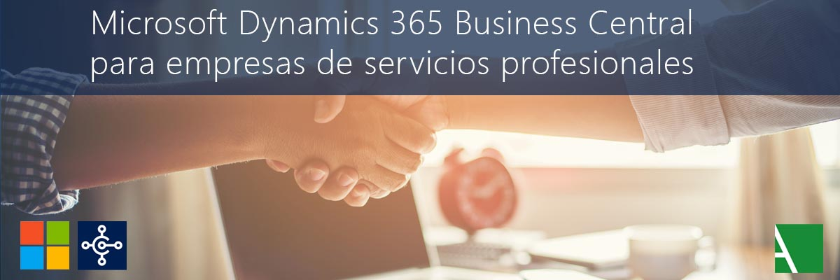 ARBENTIA | whitepaper Microsoft Dynamics 365 Business Central para servicios profesionales