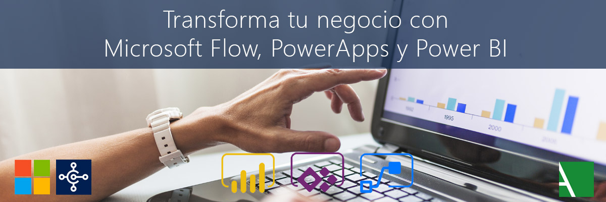 ARBENTIA | Microsoft Flow Powerapps y Power BI con Dynamics 365 Business Central